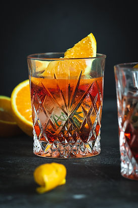 Negroni Week - Gin, Dry Vermouth, Campar