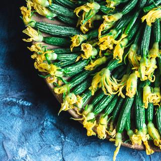 Zucchini Flower from TKO Marketplace