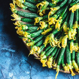 Zucchini Flower from TKO Marketplace