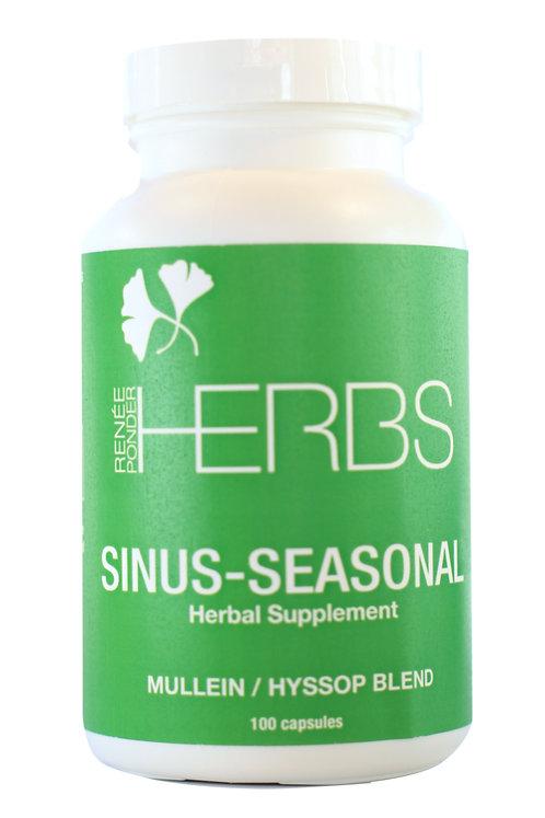Sinus-Seasonal (Allergy Season Herbal)