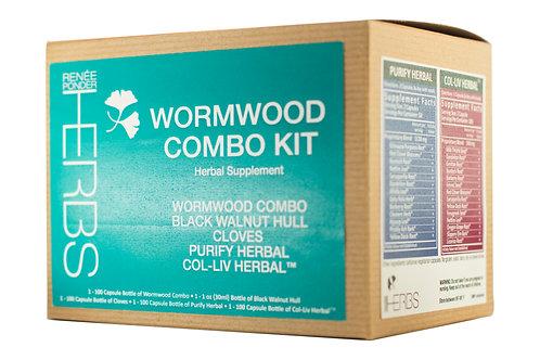Wormwood Combo Kit (Parasite Kit)
