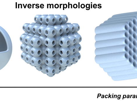Highlight Block Copolymer Micelles with Inverted Morphologies