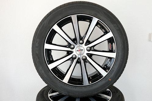 4x Sommer Kompletträder 18 Zoll mit Nexen Reifen