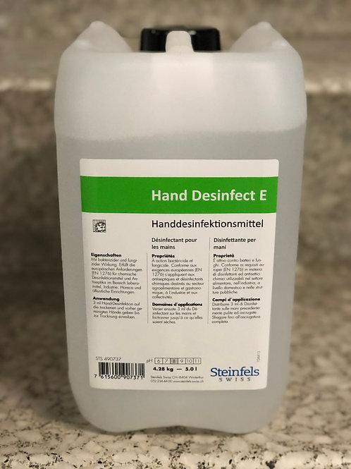Desinfektion Hand Desinfect E, 5 Liter Kanister