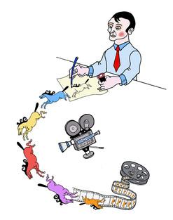 Come si fa un film animato
