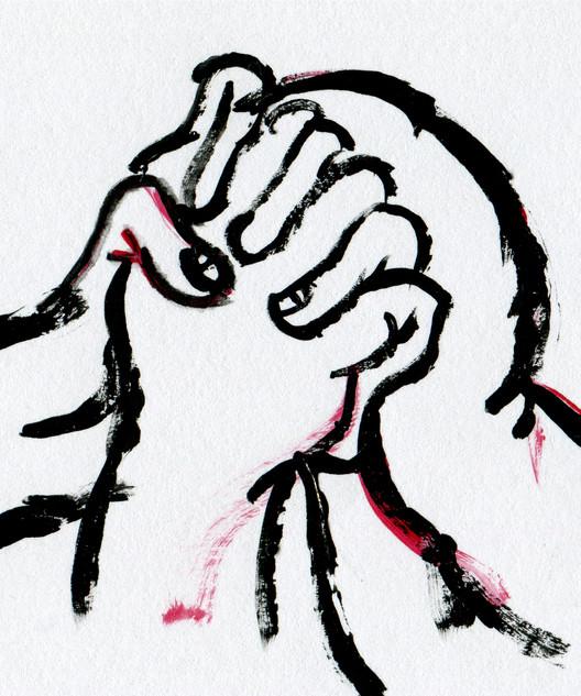 Intreccio di mani