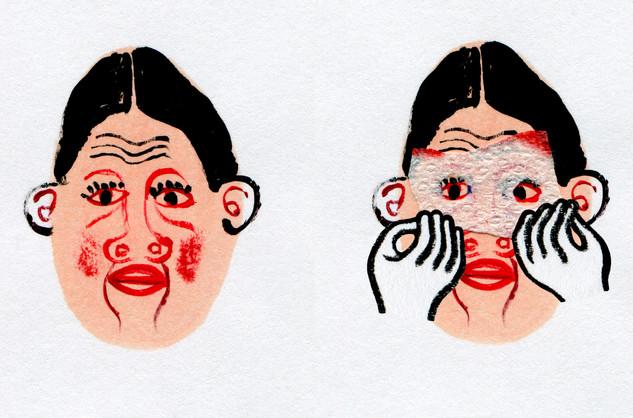 Coprirsi il volto