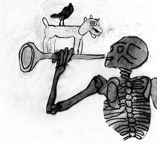 Suona la tromba per gli animali