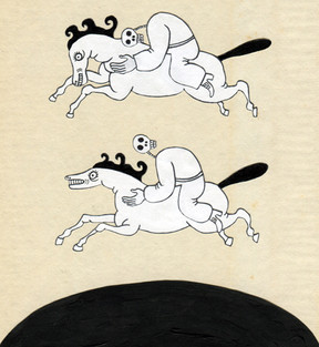 Cavalli ci portano via