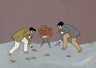 Raccolta di salsicce