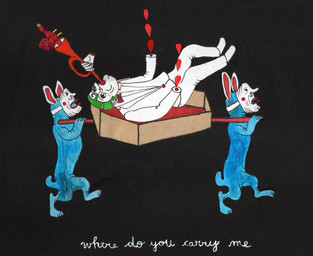 Where Do You Carry Me