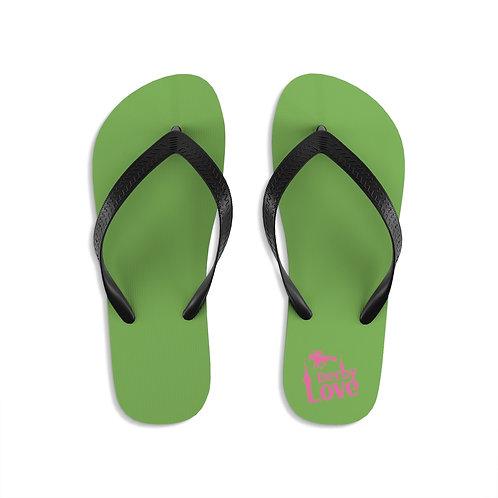 DerbyLove Unisex Flip-Flops Summer Footwear