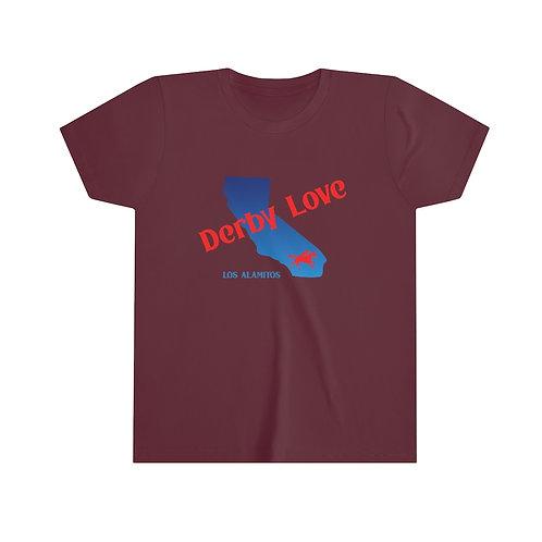 DerbyLove Los Alamitos Youth Short Sleeve Unisex Custom Tee