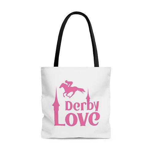 DerbyLove Customized Tote Bag Shopping Handbag