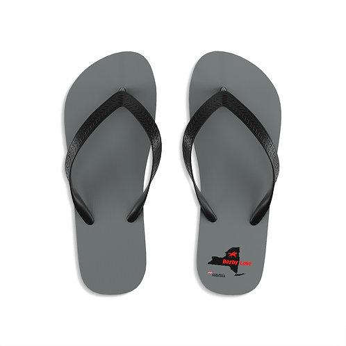 DerbyLove Saratoga Unisex Flip-Flops Summer Footwear