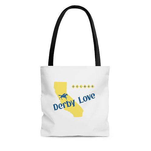 DerbyLove Delmar Tote Shoulder Hand Bag Shoppers Bag