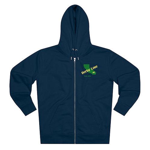 DerbyLove Santa Anita Men's Cultivator Zip Hoodie Tracksuit Pullover