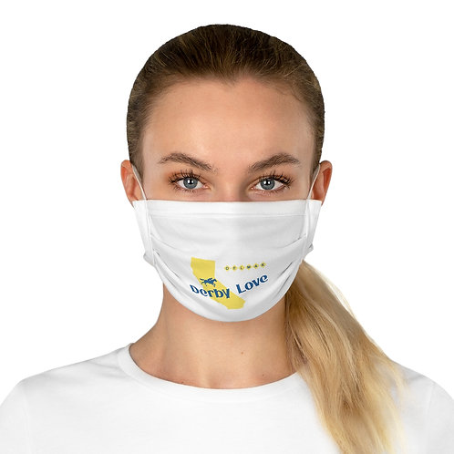 DerbyLove Delmar Protective Cotton Face Mask Quality Nose Cover