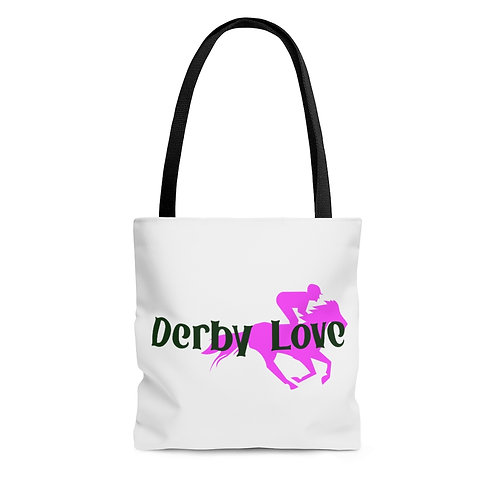 DerbyLove Hand Bag Tote Shoulder Bag Shoppers Bag