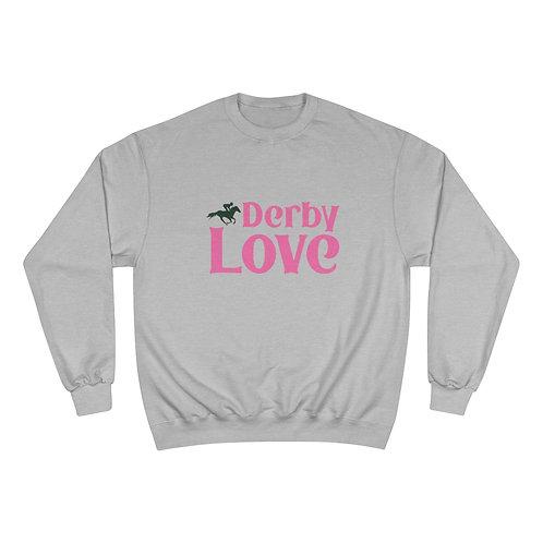 DerbyLove Double Dry Champion Long Sleeve Sweatshirt