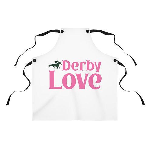 DerbyLove Unisex Apron Kitchen Accessory