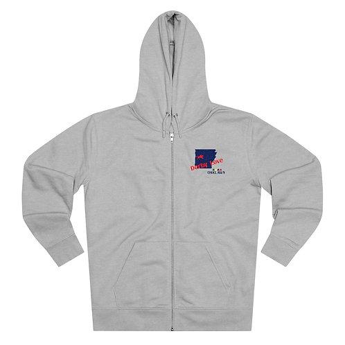 DerbyLove Oaklawn Men's Cultivator Zip Hoodie Tracksuit Pullover