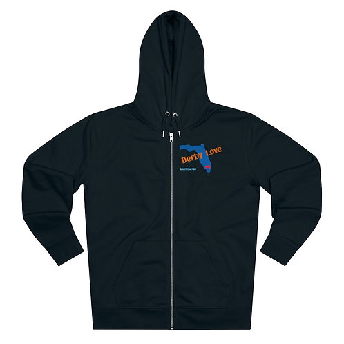 DerbyLove Gulfstream Park Men's Cultivator Zip Hoodie Tracksuit Pullover