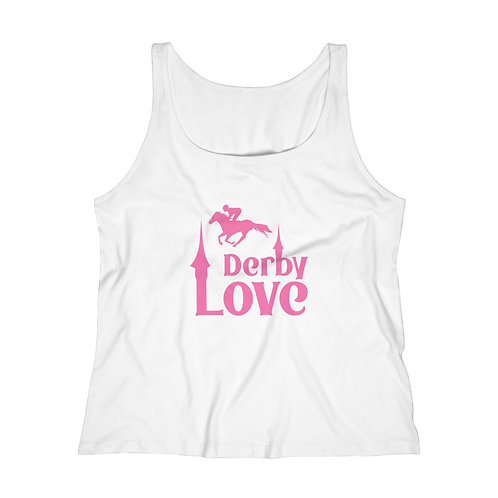 DerbyLove Women's Fitness Workout Tank Top Jersey