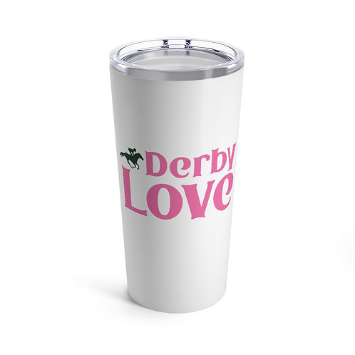 DerbyLove Stainless Tumbler Travel Cup