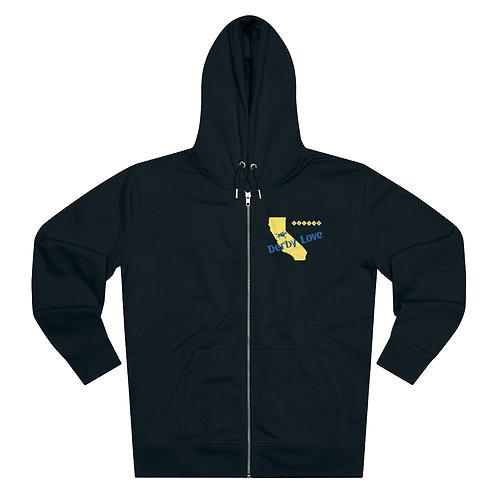 DerbyLove Delmar Men's Cultivator Zip Hoodie Tracksuit Pullover