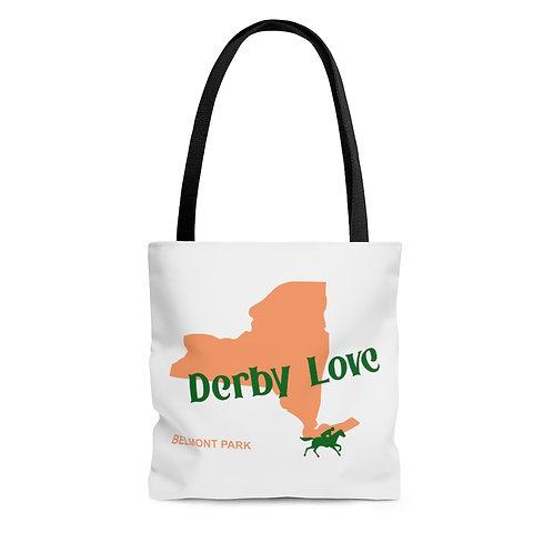 DerbyLove Belmont Park Tote Shoulder Hand Bag Shoppers Bag