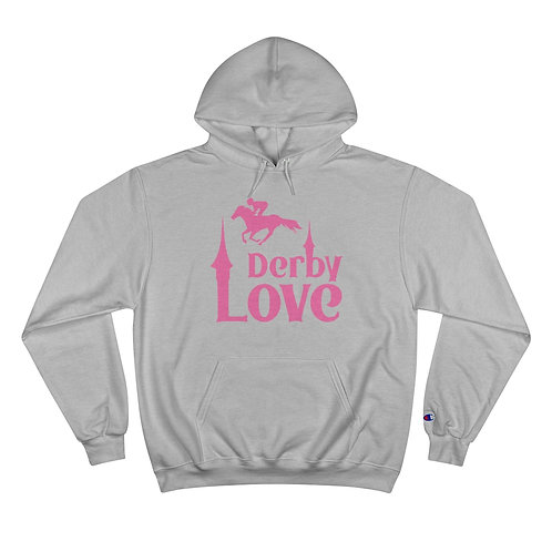 DerbyLove Hooded Long Sleeve Champion Hoodie Tracksuit