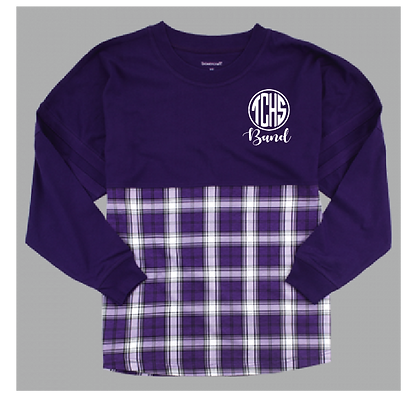 Plaid Spirit Jersey