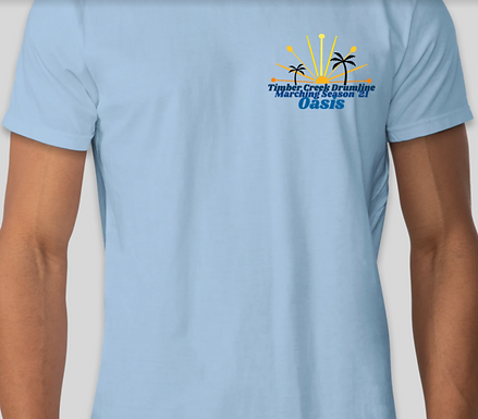PERCUSSION SECTION SHIRT
