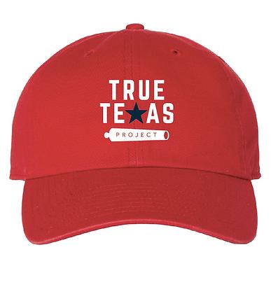 TTP: DAD HAT- RED