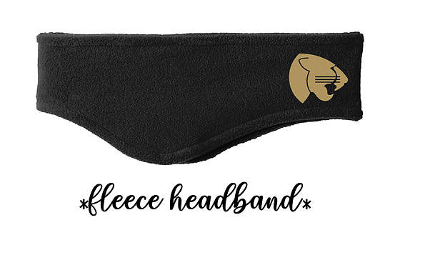 FRHS Fleece Headband