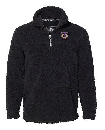 TCHS BAND SHERPA BLACK
