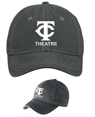 TCHS THEATRE HAT BLACK