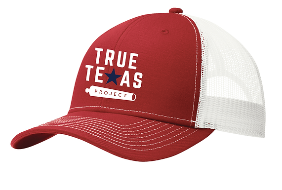 TTP: SNAPBACK HAT- RED