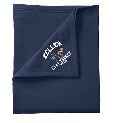 KHS CT Sweatshirt Blanket