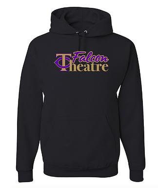 TCHS THEATRE HOODY BLACK