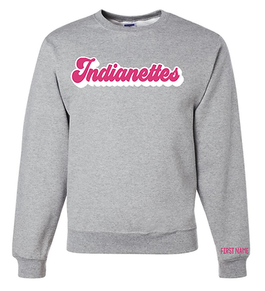 INDIANETTES- RETRO SWEATSHIRT
