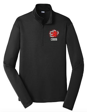 Lightweight Dry- fit 1/4 Zip Pullover
