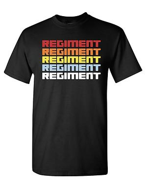FRHS Regiment Retro