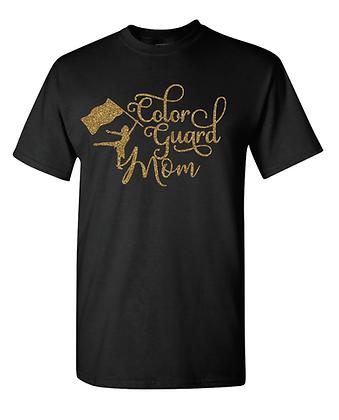 FRHS Colorguard Mom Glitter