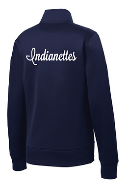 "Add ""INDIANETTES"" To Existing Jacket"