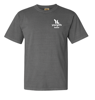 Gray Young Life Comfort Colors