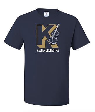 Keller Orchestra Retro T-shirt