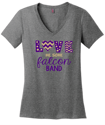 TC Love Ladies V-Neck