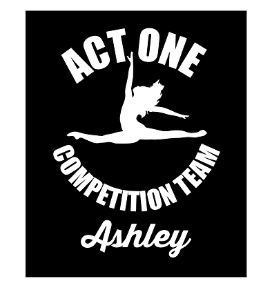 Act One Car Decal